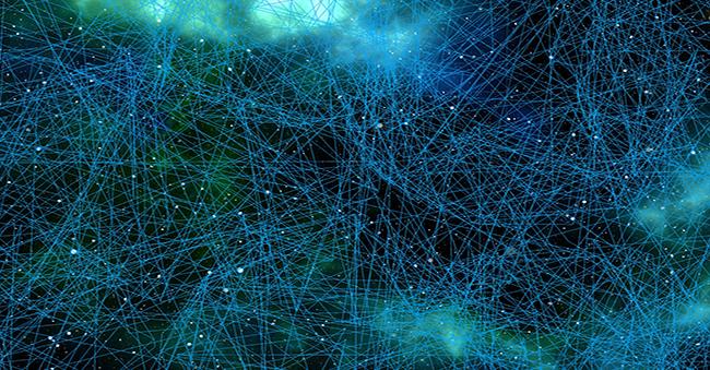 Neuronales Netzwerk Beispielbild