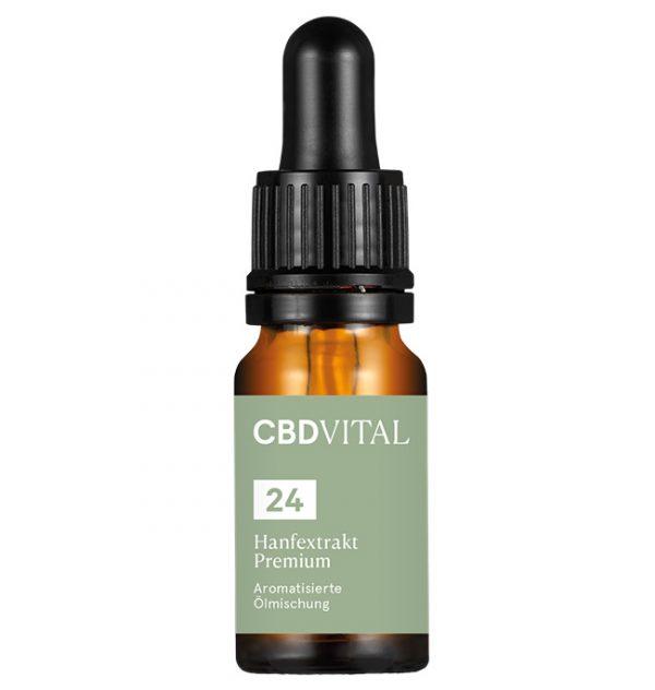 CBD Vital Hanfextrakt Premium 24%