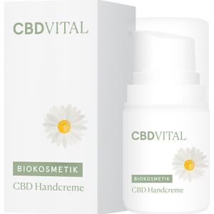 CBD Vital | CBD Handcreme