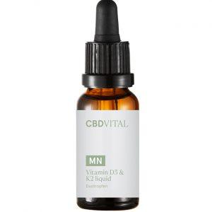 CBD Vital | Vitamin D3 & K2